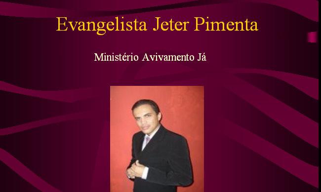 Evangelista Jeter Pimenta