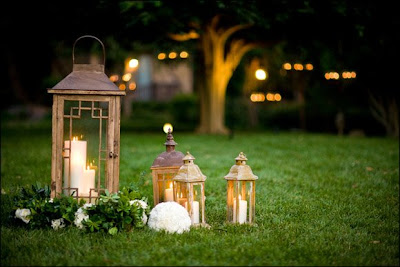 Outdoor ceremony alternative to arch photo 139204-2