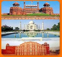 Taj Mahal Tours: 12/01/2010 - 01/