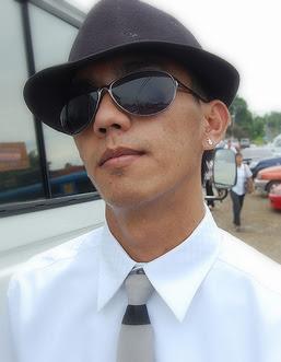AJ Matela bakalaako trilby hat