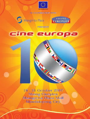 Shang Cineplex<br />Shangri-La Palaza Mall<br />Mandaluyong City, Philippines Cine Europa European Film Art Festival