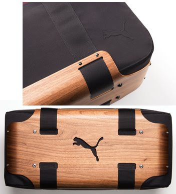 urban mobility puma bag travel bag summer for men wood canvas wool wood