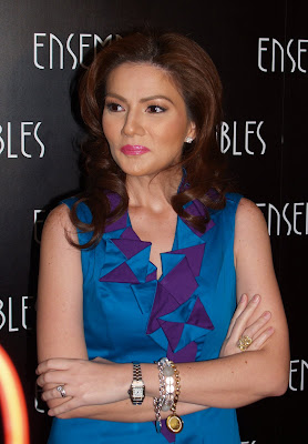ensembles debbie co carmina villaruel celebrity fashion event