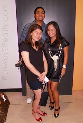 Marc Nelson Philippine Fashion Week Holiday 2009 SMX Style Fashionista Runway2Reality Bloggers Celebrity Models