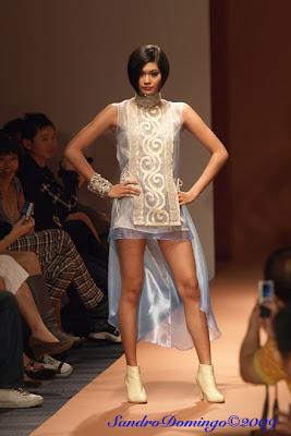 gerry katigbak philippine fashion week 2009 holiday designers models runway photos