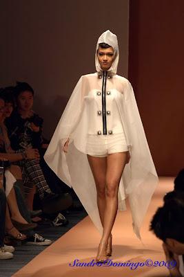 gerry katigbak philippine fashion week 2009 holiday designers models runway photos charo ronquillio