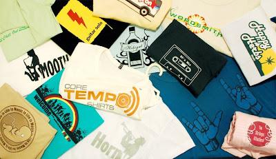 core tempo shirts
