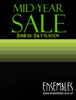 ensembles sale event mall shopping fashion