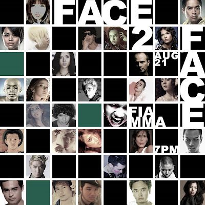 face 2 face beauty style exhibit jake galvez