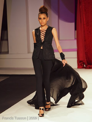 martin bautista philippine fashion week spring summer 2010