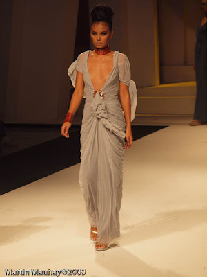 melvin lachica philippine fashion week 2010 spring summer