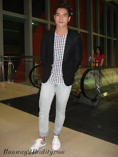 jake cuenca fashion week