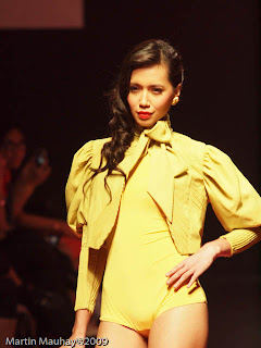 Pablo Cabahug Philippine Fashion Week Spring Summer 2010 Luxewear