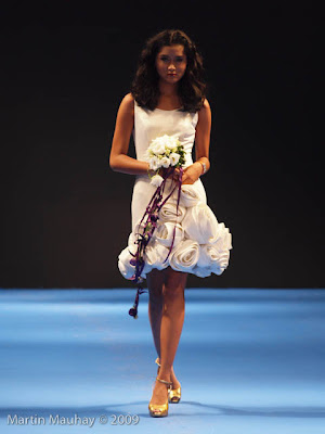 happy andrada philippine fashion week 2010 spring summer