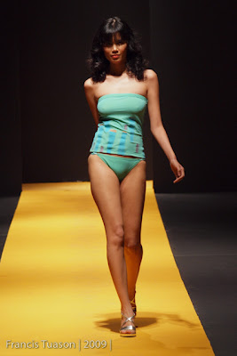 twinkle ferraren philippine fashion week spring summer 2010
