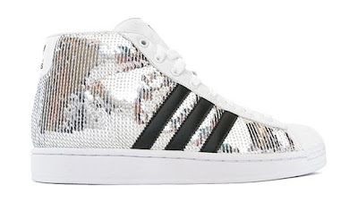 Adidas Originals Jeremy Scott Sequin Sneakers