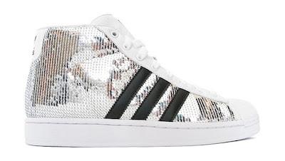 Adidas Originals Jeremy Scott Sequin Sneakers