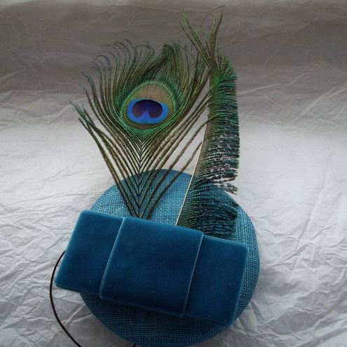 how to make a simple fascinator