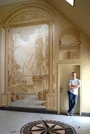 Wall arts, Art wall, Wallart, Art.com, Modern art, Murals, Oil painting, Wall stickers