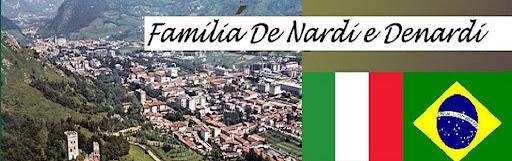 Família De Nardi no Brasil