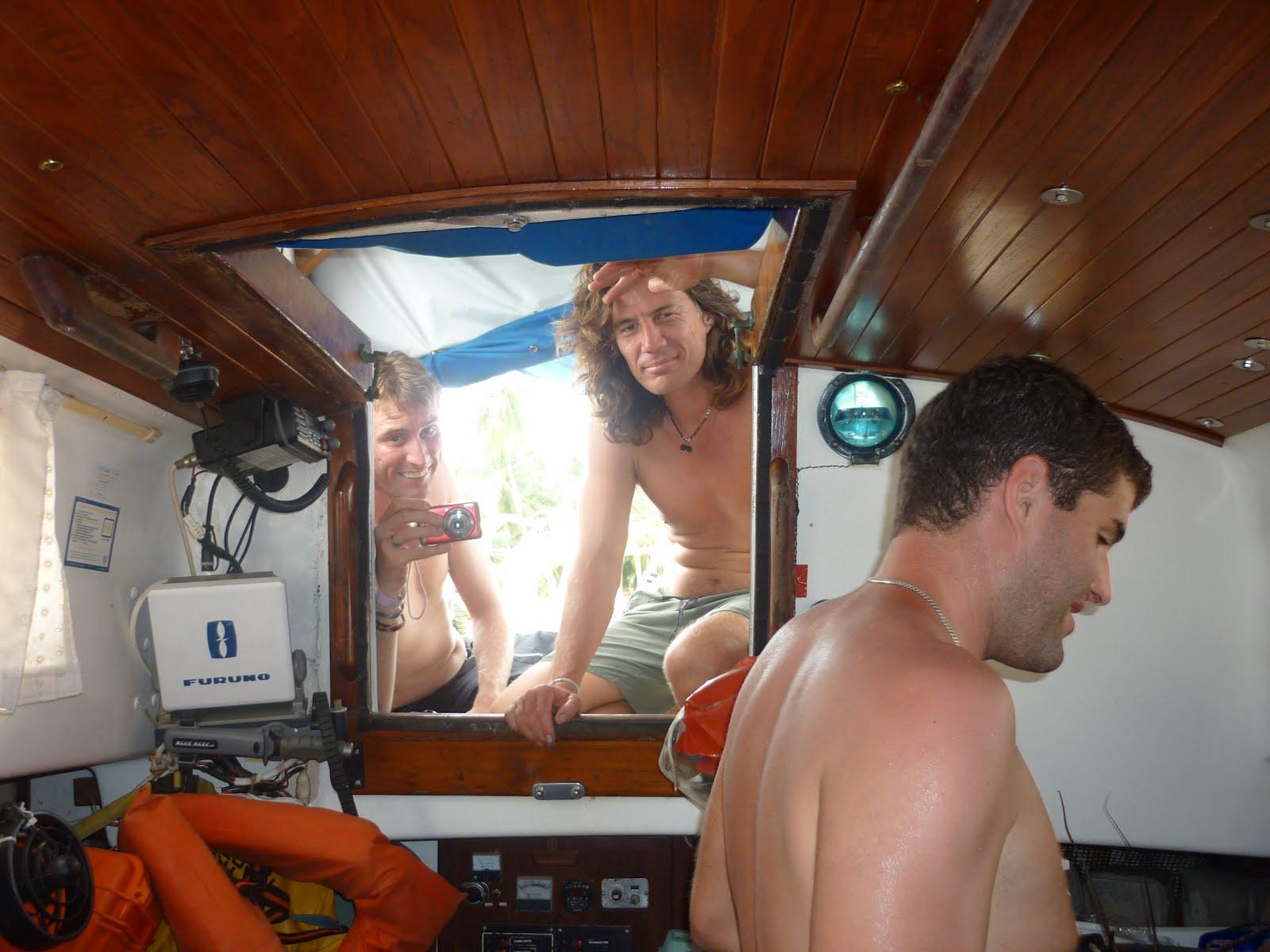 Sailing a Pearson Alberg 35: Back in Portobello