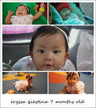 eryssa qiestina 7 month