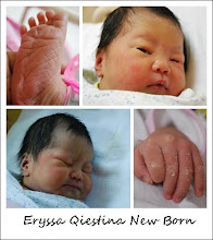 Eryssa Qiestina New Born