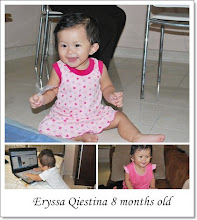 eryssa qiestina 8 months
