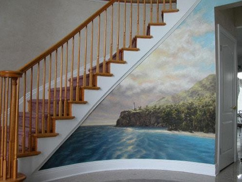 anak didik emak abah: wallpaper utk dinding rumah