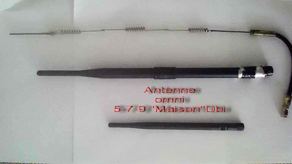 Antenne Wifi Usb Hotspot Free Wifi Internet Nomades Antenne - Antenne wifi usb longue portée