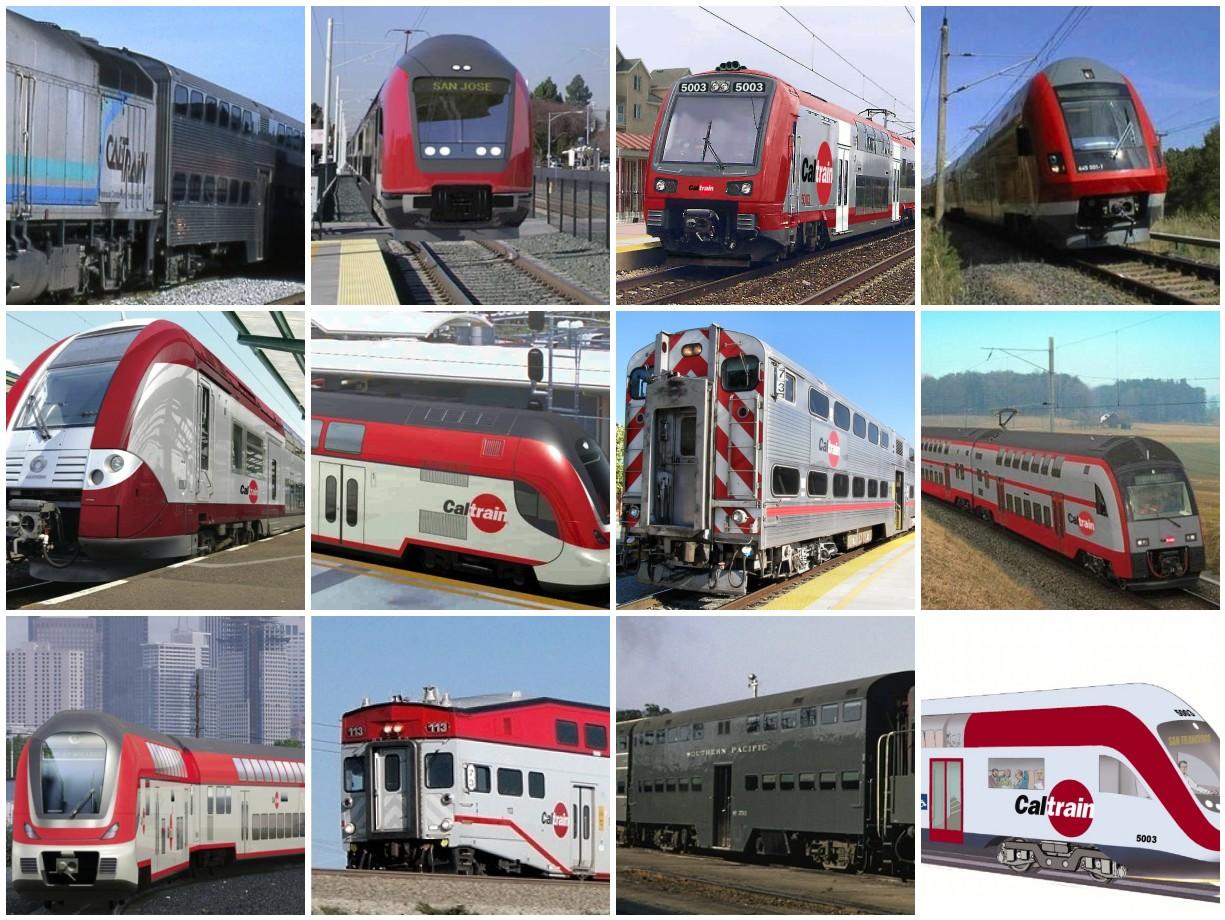 Caltrain Hsr Compatibility Blog Bi Level Or Bust