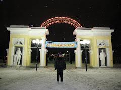 Nyttår i Belgorod