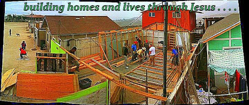 This blog documents a Home build and evangelistic event which took place in Tijuana Mexico