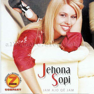 Jehona Sopi