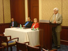 Dr Tom Farr speaks at CDHR's Conference in July 2009