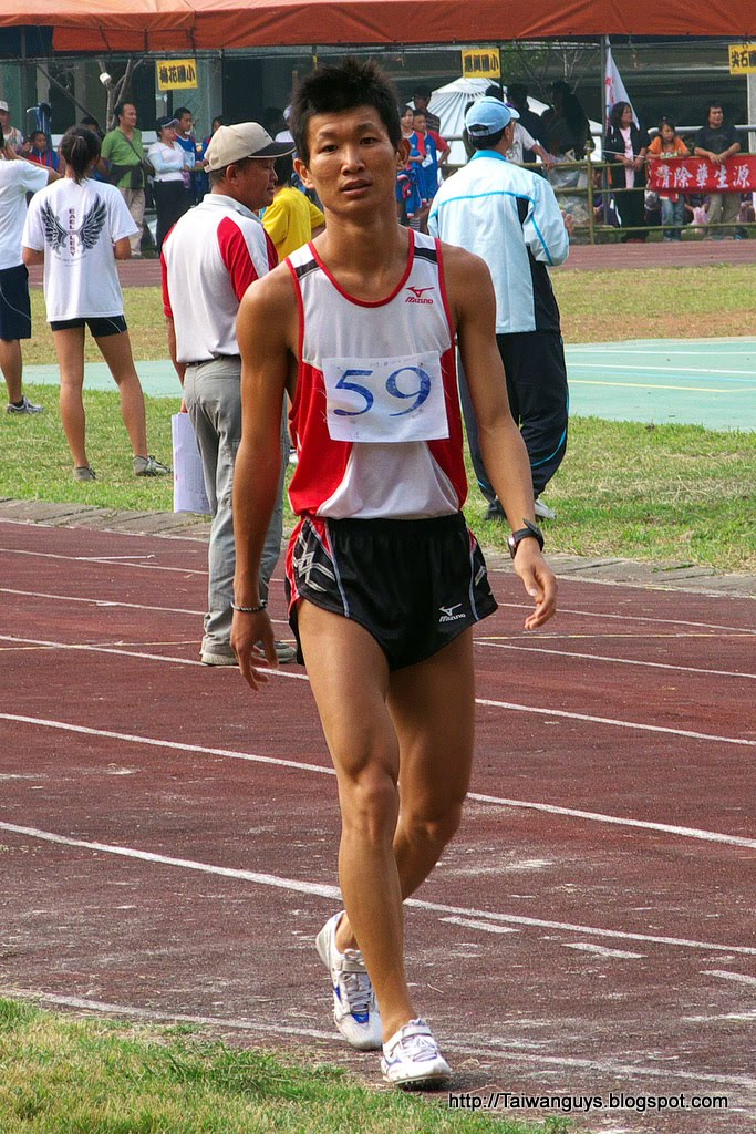 Splendid hot! asian guy running nice