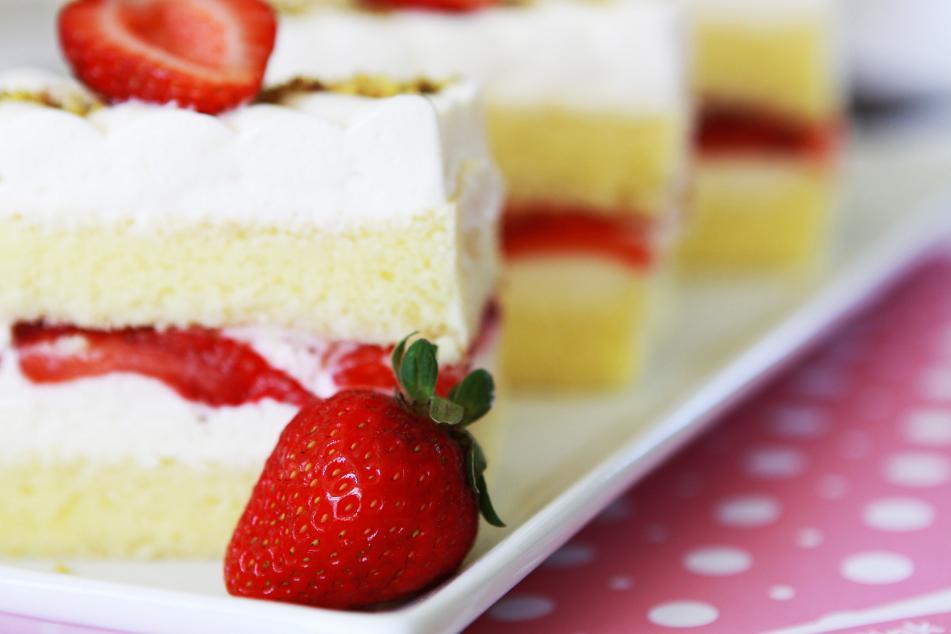 Gourmet Baking Strawberry Obsession Strawberry Shortcake