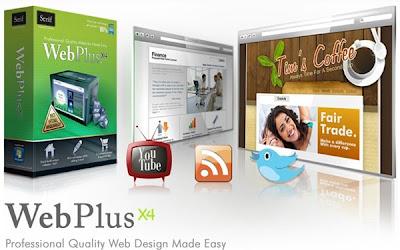 Download Serif WebPlus X4 Website Maker