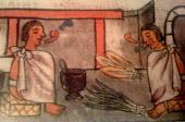 Discurso y comida en el antiguo México
