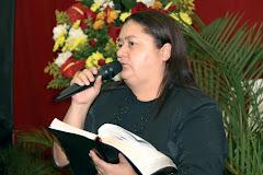 Missionária Vilma Prata