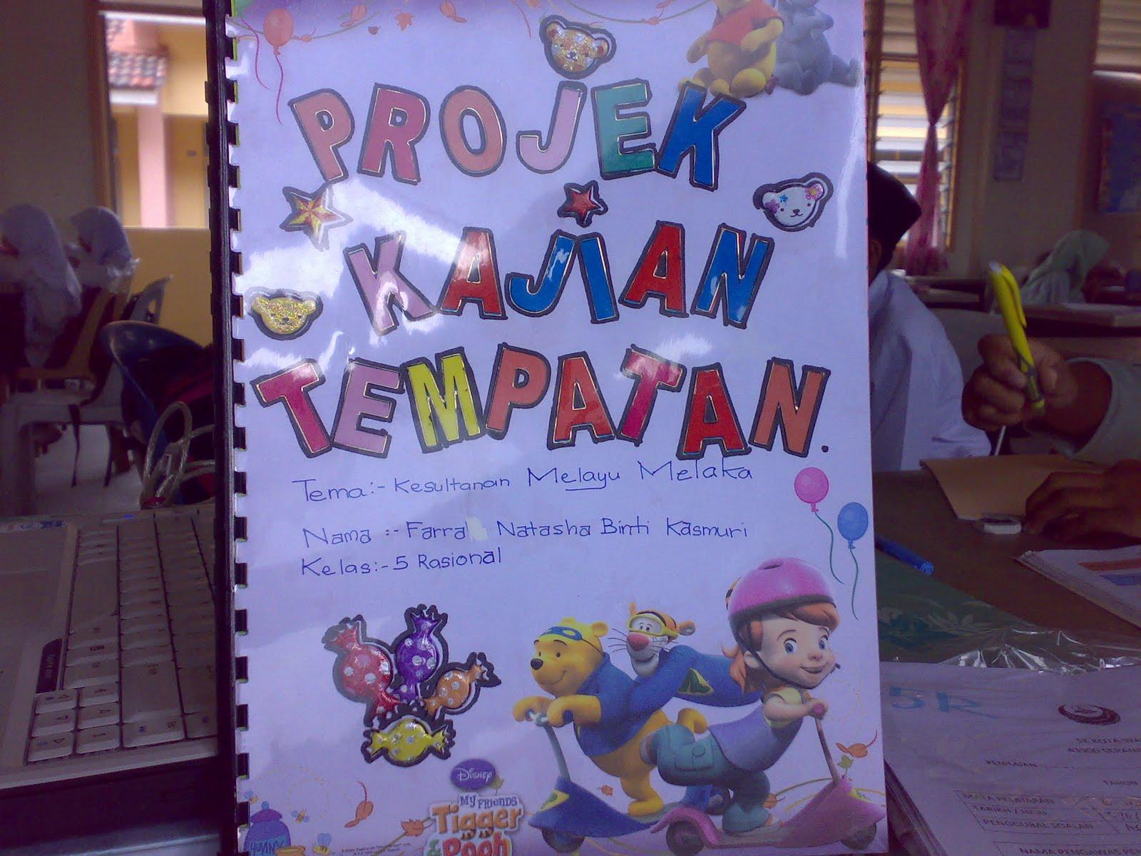 Contoh Buku Skrap Bahasa Melayu Tingkatan 1 Urasmi