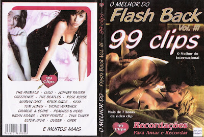 99 Clips - O Melhor Do Flash Back Vol.3