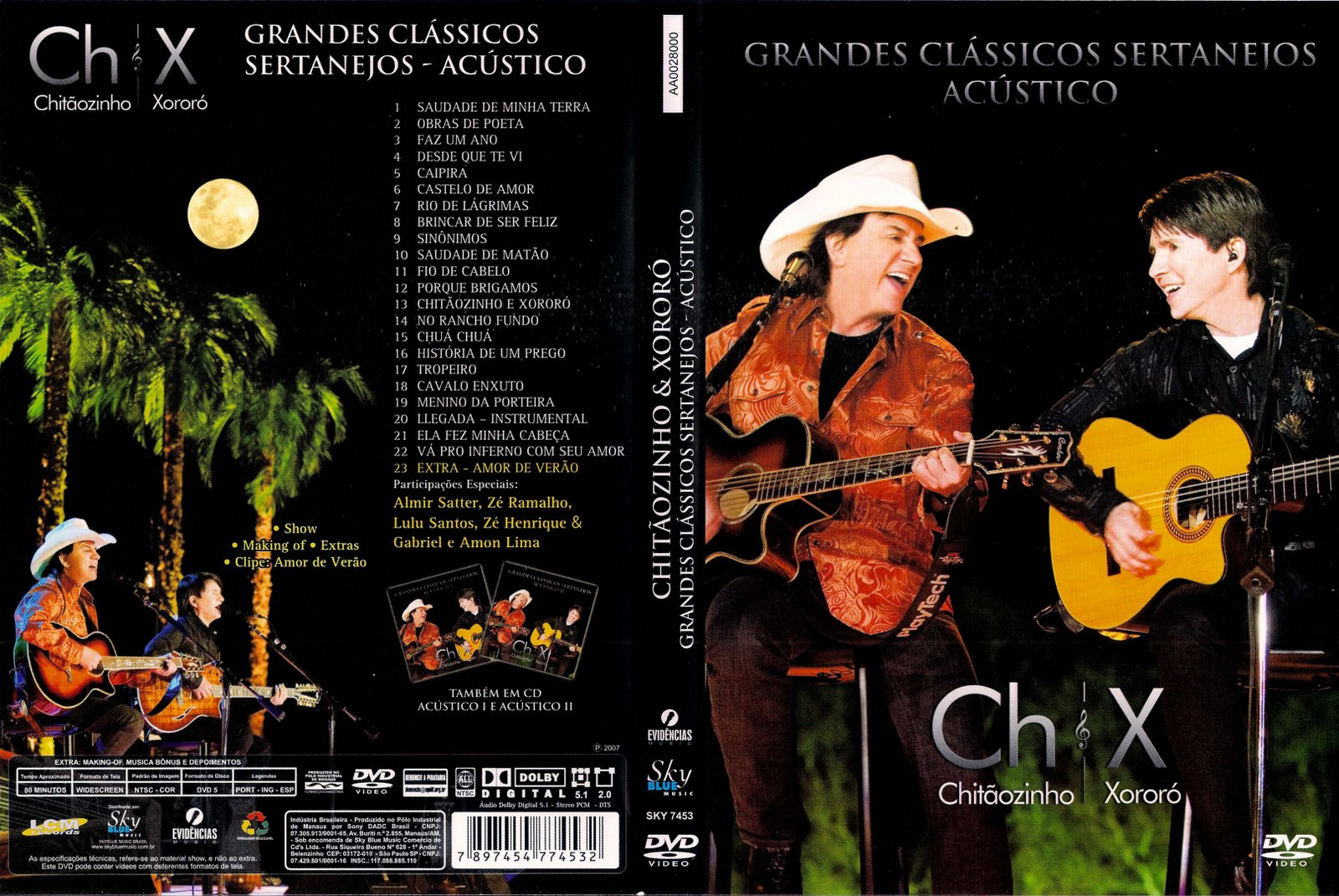 Chitãozinho e Xororó Grandes Clássicos DVDRip XviD Nacional Chit C3 A3ozinho e Xoror C3 B3   Grandes Cl C3 A1ssicos