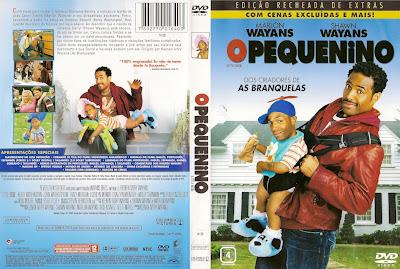 capa de DVD do filme O Pequenino