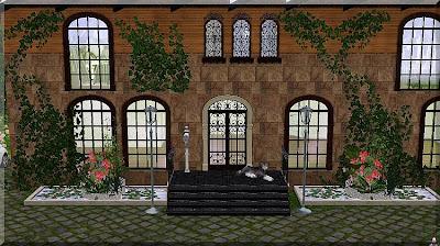 Finds Sims 3 .:. 11 - 9 - 2010 .:. Wallset2