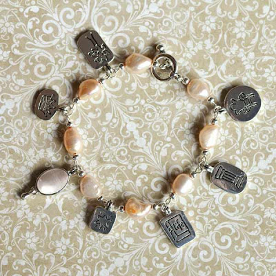 Victorious Life - Revelation Charm Bracelet