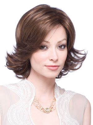 Nicole Monofilament Wig by Amore