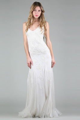 Macrame Mermaid Maxi