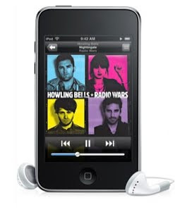 8GB iPod touch