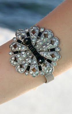 Vintage Paste Bracelet